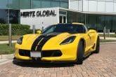 Hertz-Classics 2018 Corvette C7Z06