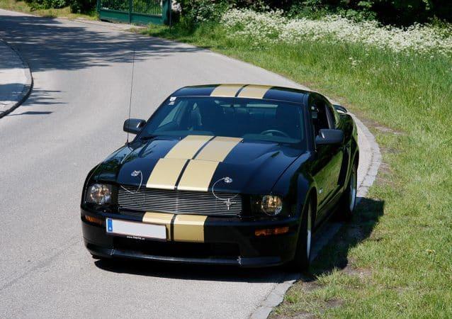 Hertz-Classics 2006 Shelby GT-H