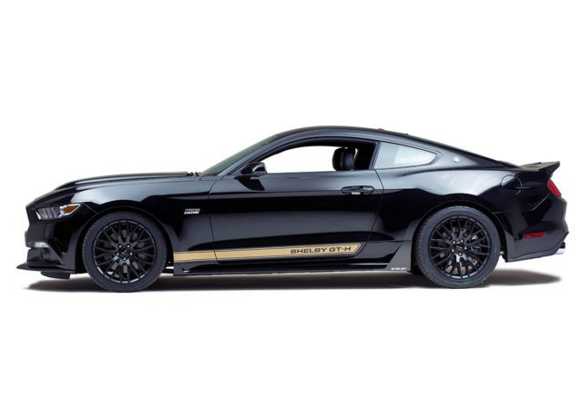 Hertz-Classics 2016 Shelby GT-H