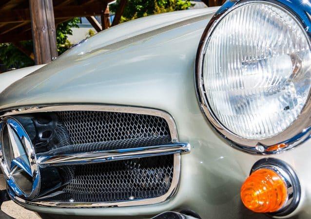Hertz-Classics Mercedes Benz 190SL