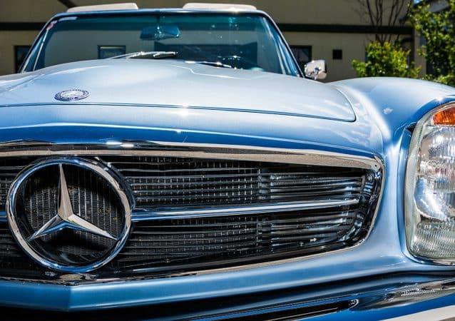 Hertz-Classics Mercedes Benz 230SL