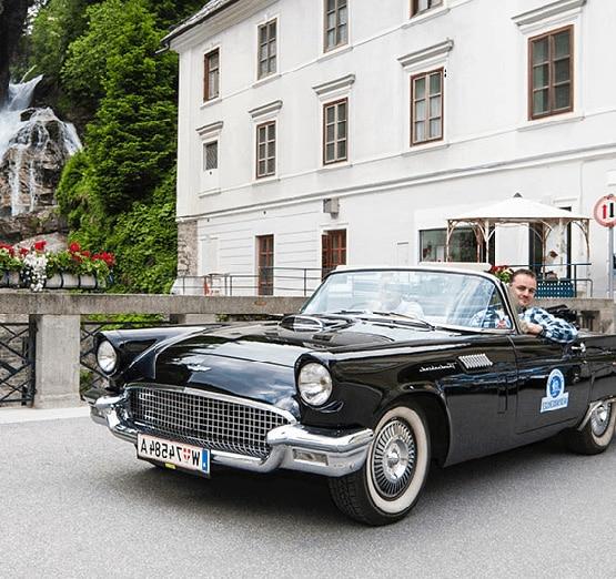 Ford Thunderbird Hertz Classics