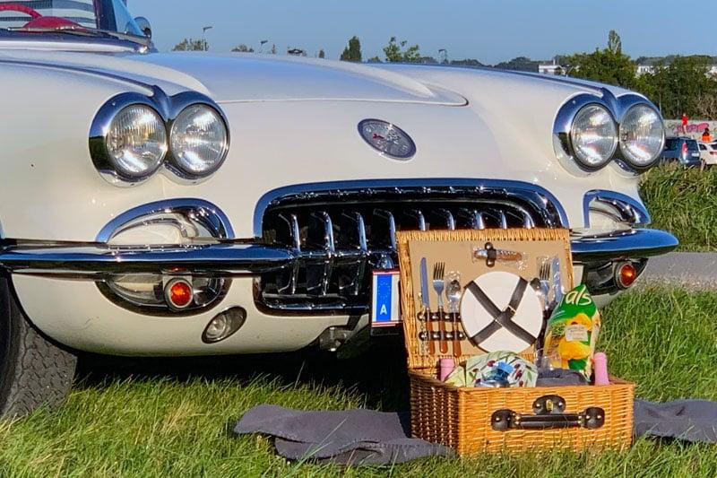 Hertz-Classics Oldtimer-Picknick